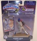2001 Sammy Sosa Starting Lineup 2 Chicago Cubs NIB