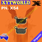 FRONT Brake Pads for KTM 50 SX 50 Pro Senior LC 2002 2003