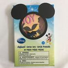 EK Success Brands Disney Chipboard Box Mickey Family 49 Pieces Ages 3+