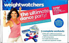 WEIGHT WATCHERS Ultimate Dance Party Kit DVD W Firming Sticks Tracker Recipes