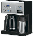 Cuisinart CHW 12 12 Cup Programmable Coffeemaker w Hot Water System Refurbished
