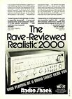 Realistic sta-2000  Re-Caped / Mint 99.9++
