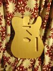 Telecaster Style Guitar Body (laminated Sitka Spruce)