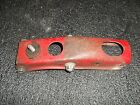 1982 Honda XL500R Xl 500 Front Frame to Engine Mounting Bracket w 2 bolts hanger