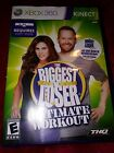 Biggest Loser Ultimate Workout Microsoft Xbox 360 2010
