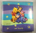 Winnie The Pooh Bee Friendly Photo Album Holds 200 4x6 Photos Disney