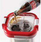 Coca Cola Series Slush Machine Blender Mixer Blend Smoothies Crusher Drinks New
