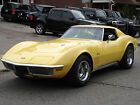 1970 Chevrolet Corvette STINGRAY 454 1970 CHEVROLET CORVETTE STINGRAY 454