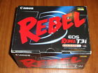Canon EOS Rebel T3i 600D 18 MP SLR Camera + EF S IS II 18 55mm Lens 013803134254
