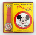 Vintage Bradley Mickey Mouse Mouseketeer Character Watch in Original Box