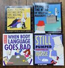 Lot of 4 Dilbert Comic Books by Scott Adams