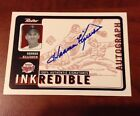 HARMON KILLEBREW 1999 UPPER DECK RETRO INKREDIBLE AUTOGRAPH AUTO