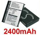 Battery 2400 MAH Type 157 10014 00 3184WW 419735 for Palm Treo 700wx