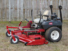 Toro Exmark Zero Turn Mower 72 inch 27 HP Kohler Engine Just Serviced