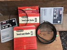 Lot of 7 + Craftsman 80inch band saw blades 6 in Boxes