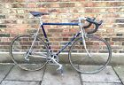 Vitus 979 Racing Bike 58cm Jan Janssen Aluminium Bicycle Brooks C13 Shimano 600