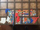 Funhouse pinball plastic set New Old Stock