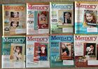 Memory Makers Magazines Lot Of 8 2007 Scrapbooking
