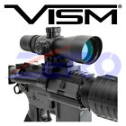 VISM 3 9X42 Rifle Scope P4 Sniper Reticle Illuminated Sight BDC Weaver Mount