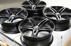 17 Effect Wheels Rims 5x108 Ford Fusion Taurus Jaguar S Type X Type Volvo S40