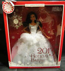 2013 Holiday Barbie African American Doll 25th Anniversary with Ornament
