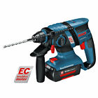 New Bosch GBH 36 V-EC Brushless SDS Combi Hammer Drill 2 batt Carry Case (5294)