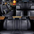 Us Truck Pu Leather Seat Covers For Ford F-150 2010-2016 Auto Frontrear Set Kit