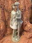 Lladro 4598 Sweethearts Retired Mint Condition! No Box! Glossy Finish! L@@K!