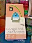 Provo Craft George  Basic Shapes Cricut Personal Electronic Cutter LINKED