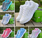 NEW Fashion RUNNING TRAINERS WOMENS WALKING SHOCK ABSORBING SPORTS SHOES