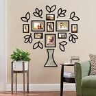 NEW Family Tree Photo Picture Collage Frame Set Wall Art Home Decor Wedding Gift