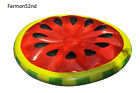 Swimming Pool Inflatable Raft Watermelon Slice Summer Beach Fun