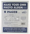 Pioneer Photo Albums SRF1200 REFILL Refill Pages For TR100 Magnetic Album
