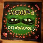 The Meteors Demonopoly LP Excellent condition rockabilly punk psychobilly