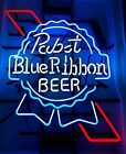 New Pabst Blue Ribbon Beer Neon Sign 17x14