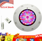 LED Swimming Pool Spa Lights 252 LEDs 18W RGB Multi color 12V Underwater Light