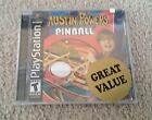 PlayStation NIB  Austin Powers Pinball adult owned clean PS play station