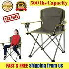 HEAVY DUTY Portable Folding Picnic Chair Beach Camping Outdoor Seat Lawn Patio