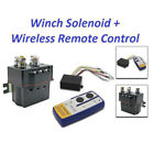[New] 12V Contactor HeavyDuty Solenoid Relay Wireless Remote Control Winch WARN