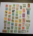 Rare Vintage Used US Postage Stamps Lot B67 Free Shipping