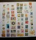 Rare Vintage Used US Postage Stamps Lot B66 Free Shipping
