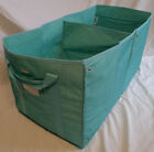 Thirty One 31 Organizer Storage Bin Utility Tote Laundry Convertible Collapsible