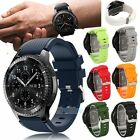 Sports Silicone Bracelet Strap Watch Band For Samsung Gear S3 Frontier Classic