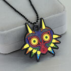 Anime Collectibles Legend of Zelda Owl Logo Pebdant Necklace Zelda Logo Necklace