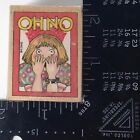 OH NO Mary Engelbreit Ink All Night Media Rubber Stamp 736