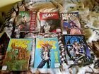 Heavy Metal Magazine Comics Lot of 6 Spring 2006May 2011July 2011261266267