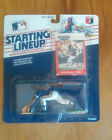 SHAWON DUNSTON Chicago Cubs 1988 Starting Lineup Figure and Card