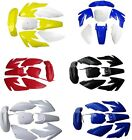 Plastics Fairing Fender for Honda CRF 70 CRF70 Offroad Dirt Bike Motorcycle