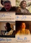 2016 Rittenhouse Game of Thrones Season 5 Trading Cards 12