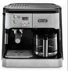 Coffee Maker Brewer Machine Automatic Appliance Kitchen Counter DeLonghi Combi